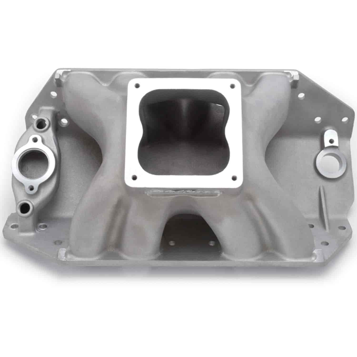 Edelbrock 28001 - Edelbrock Big Victor Spread-Port Manifolds