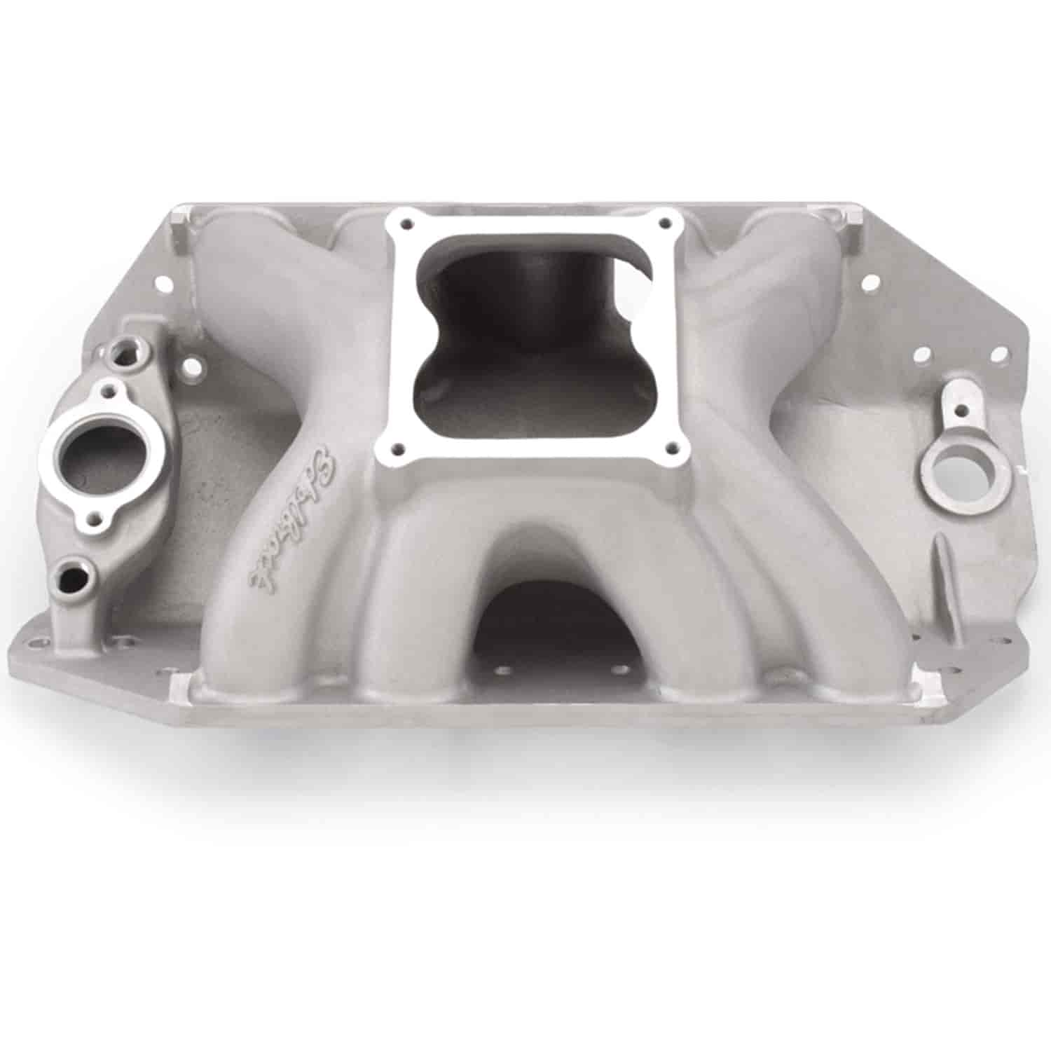 Edelbrock 2801 - Edelbrock Big Victor Spread-Port Manifolds