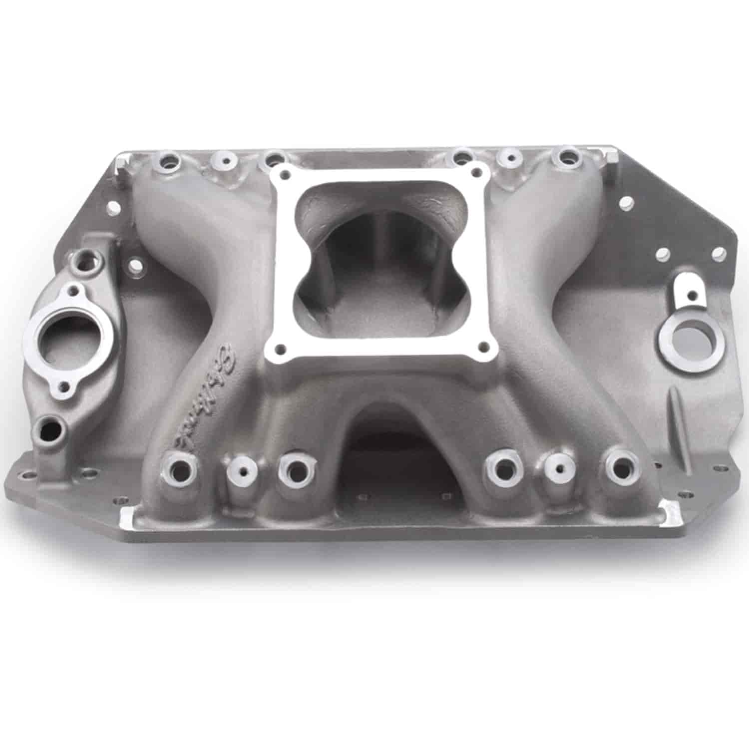 Edelbrock 28035 - Edelbrock Big Victor Spread-Port Manifolds