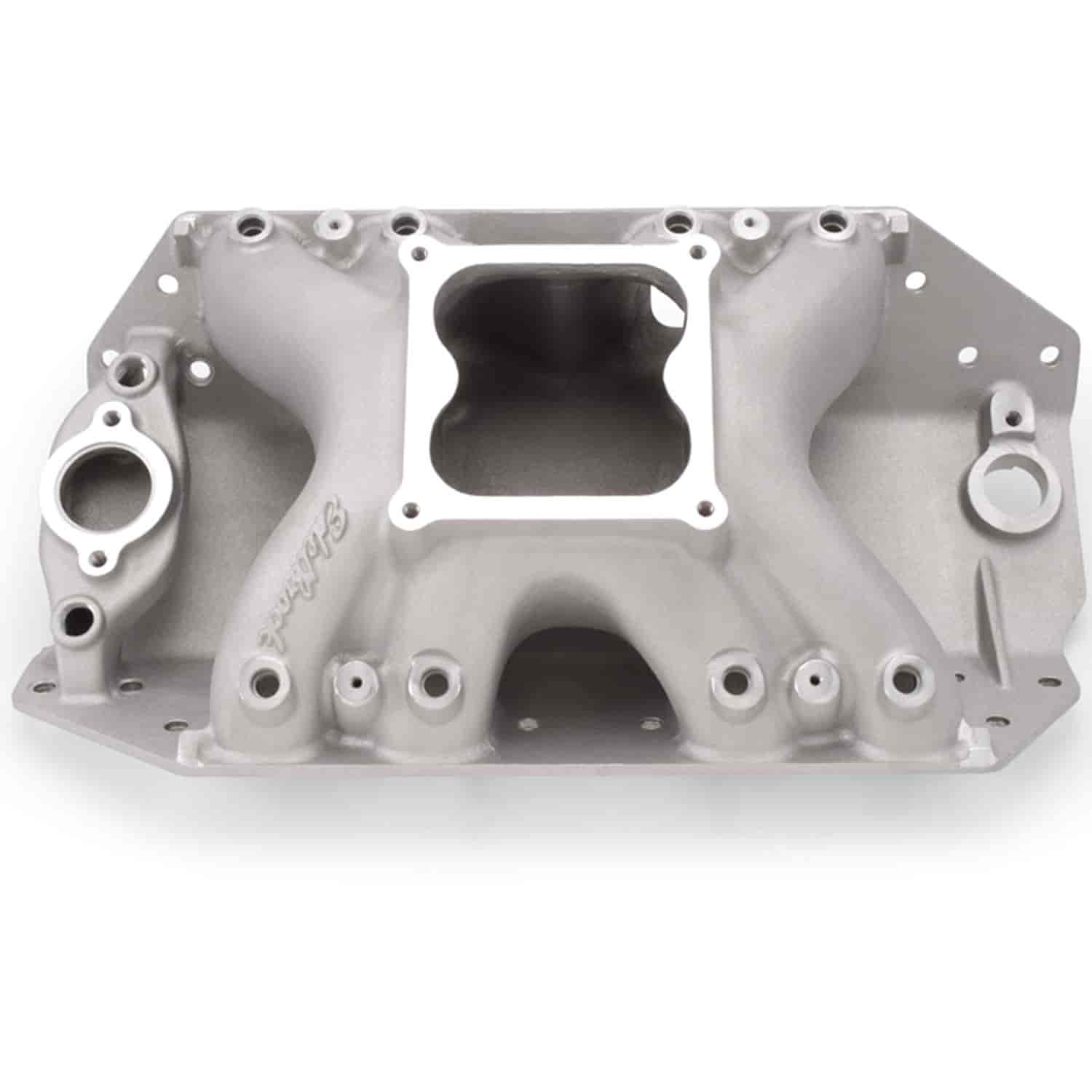 Edelbrock 28055 - Edelbrock Big Victor Spread-Port Manifolds
