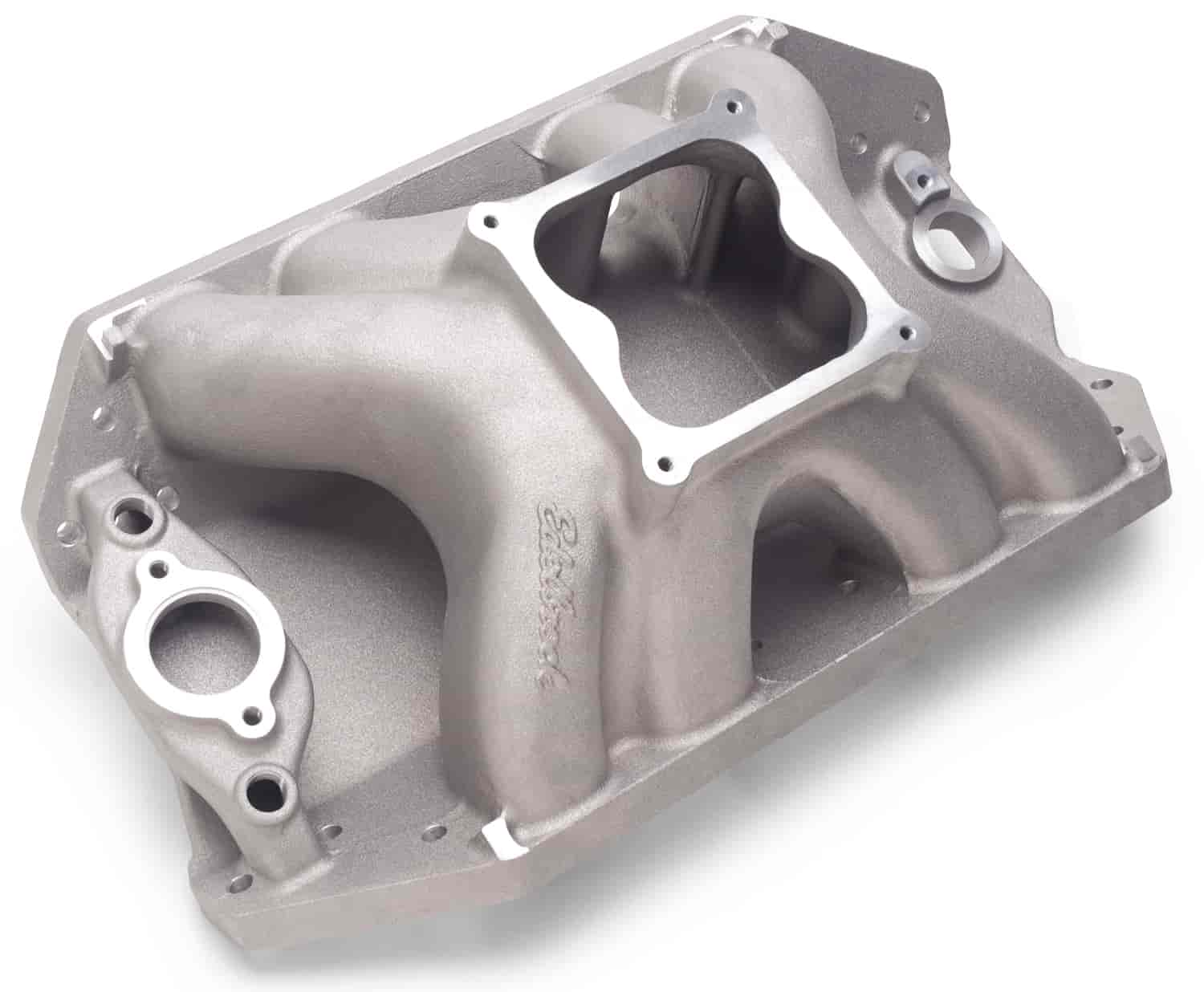 Edelbrock 2806 - Edelbrock Big Victor Spread-Port Manifolds