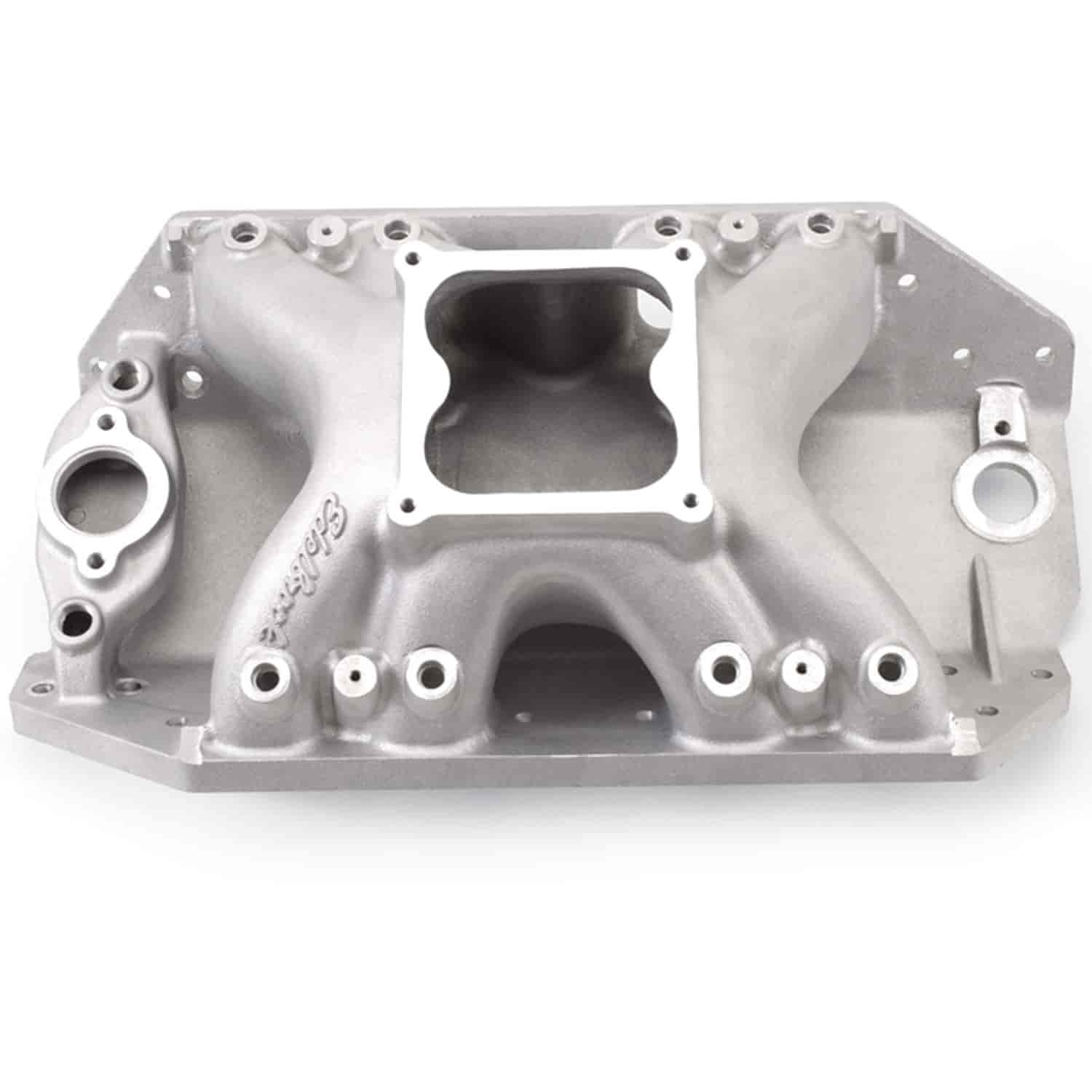Edelbrock 28065 - Edelbrock Big Victor Spread-Port Manifolds