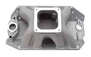 Edelbrock 28081 - Edelbrock Big Victor Spread-Port Manifolds