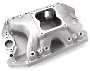Edelbrock 28082 - Edelbrock Big Victor Spread-Port Manifolds