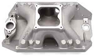 Edelbrock 28083 - Edelbrock Big Victor Spread-Port Manifolds