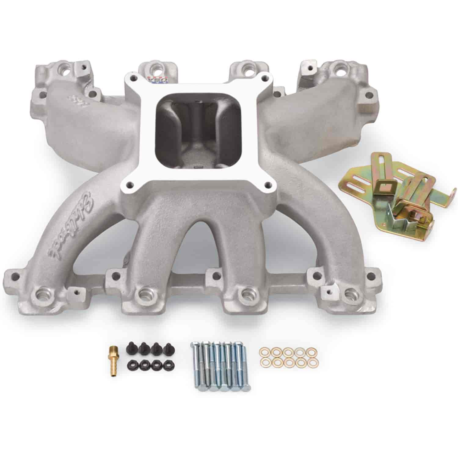 Stock Ls1 Intake Height: Edelbrock 28095 Super Victor LS Intake Manifold Chevy LS1