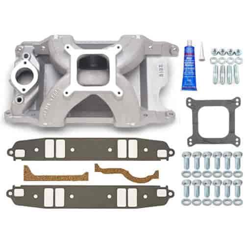 Edelbrock 2815K Super Victor Intake Manifold Kit; Includes:
