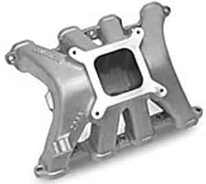 Edelbrock 28669 - Edelbrock Victor Series Intake Manifolds for Small Block Chevy