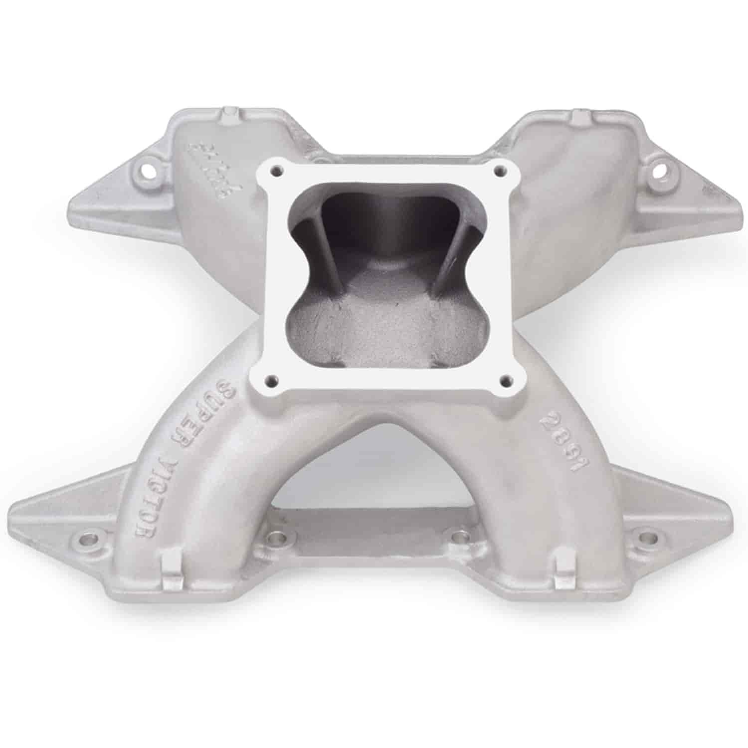 Edelbrock 2891 - Edelbrock Victor Series Intake Manifolds for Chrysler/Mopar