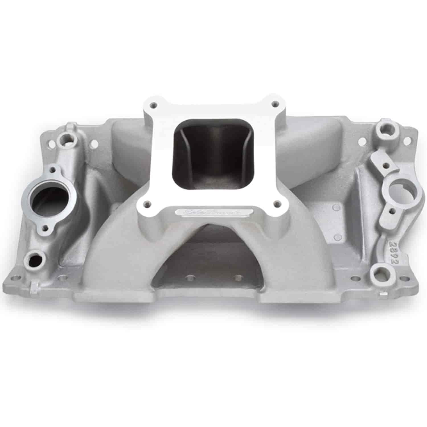 Edelbrock 2892 - Edelbrock Victor Series Intake Manifolds for Small Block Chevy