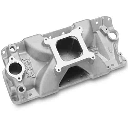 Edelbrock 2900 - Edelbrock Victor Series Intake Manifolds for Small Block Chevy