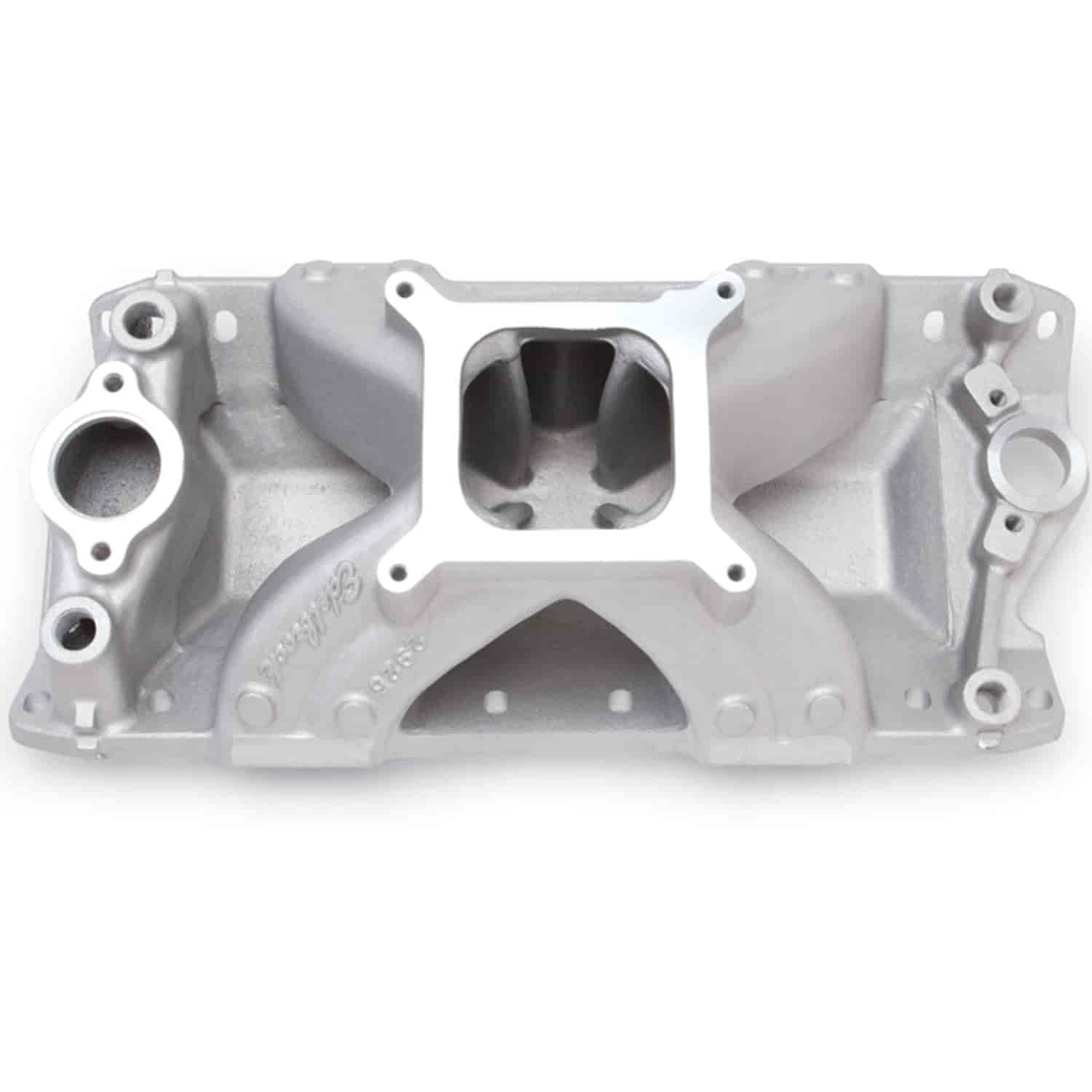 Edelbrock Super Victor Intake Manifold for Small Block Chevy