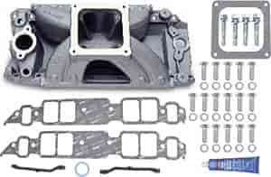 Edelbrock 2927K - Edelbrock Super Victor Series Big Block Chevy Intake Manifolds