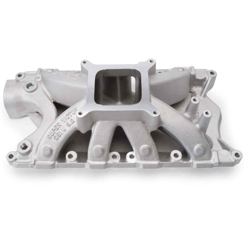 Edelbrock Super Victor 9 2 Ford 351W Intake Manifold