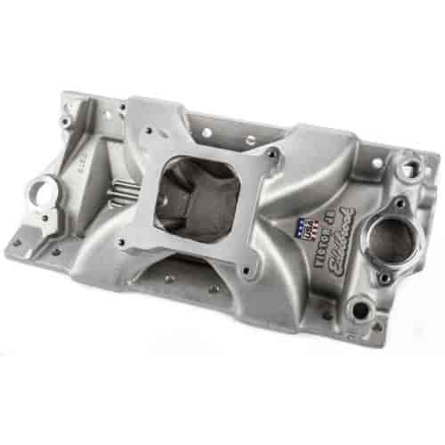 Edelbrock 2975 Victor Jr. Intake Manifold Small Block Chevy
