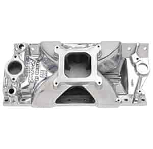 Edelbrock 29751 - Edelbrock Victor Series Intake Manifolds for Small Block Chevy