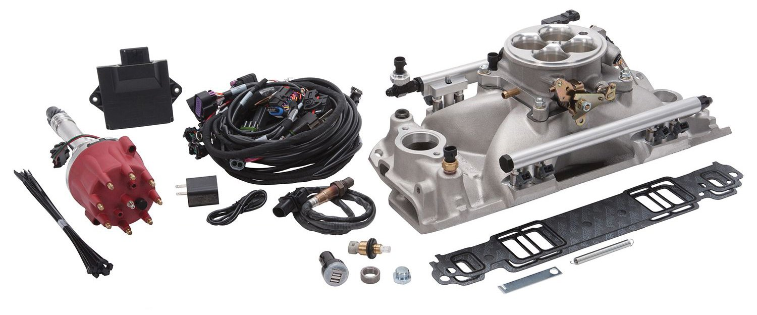 Edelbrock Pro-Flo 4 EFI for Small Block Chevy