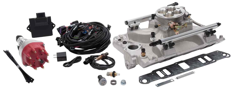 Pontiac 326 400 455 Race Pro Billet Aluminum Distributor Screw on