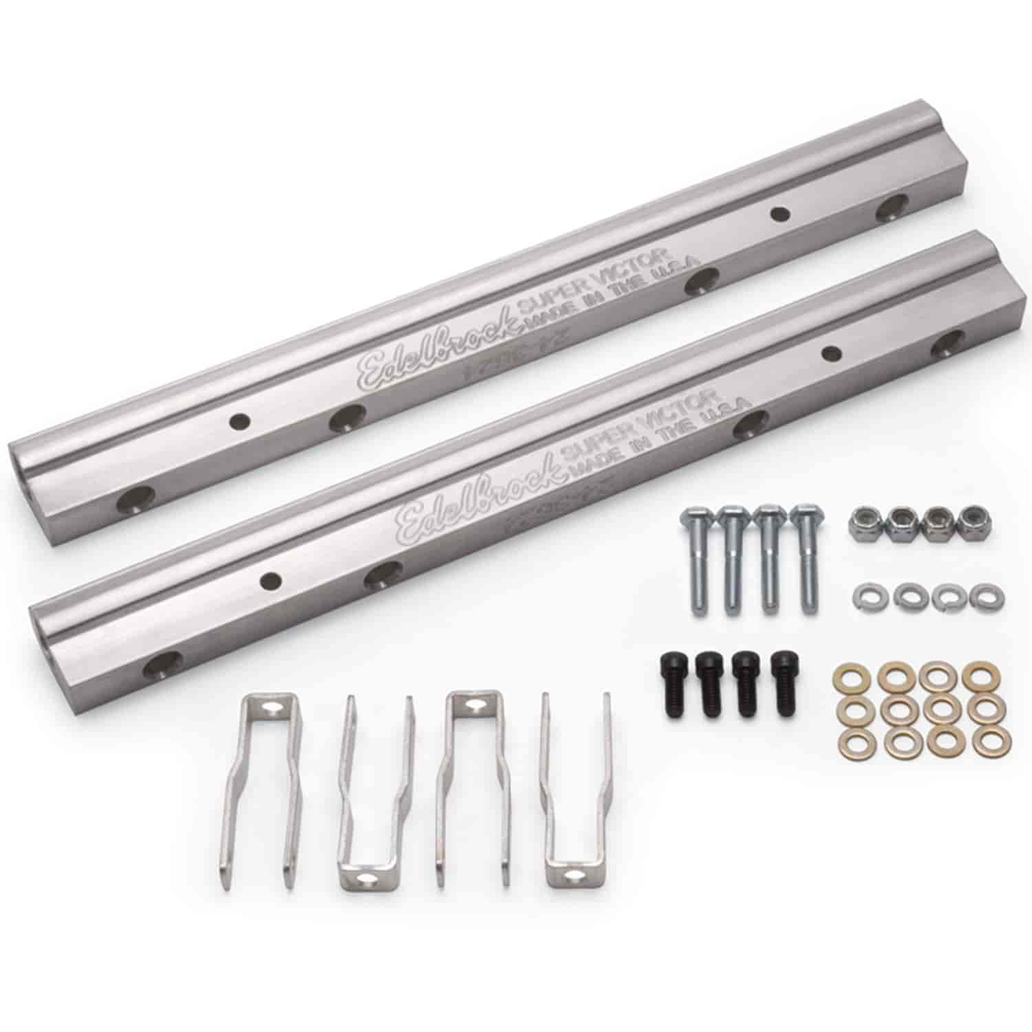 Edelbrock 3624 - Edelbrock Big Victor Spread-Port Manifolds