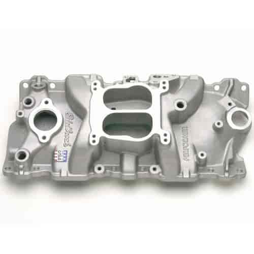 Edelbrock 3701 - Edelbrock Performer Intake Manifolds for Chevy