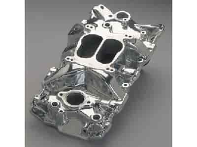 Edelbrock 37011 - Edelbrock Performer Intake Manifolds for Chevy