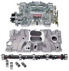 Edelbrock 3701PK4 - Edelbrock Performer Power Packages