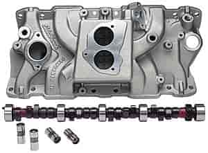 Edelbrock Small Block Chevy T B I Performer Power Package