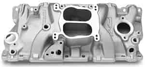 Edelbrock 3706 - Edelbrock Performer Intake Manifolds for Chevy