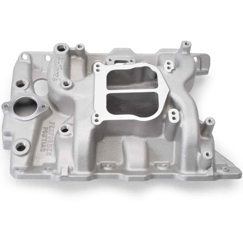 Edelbrock 3756 Performer Pontiac Intake Manifold Egr Jegs Timing Belt For Bonneville