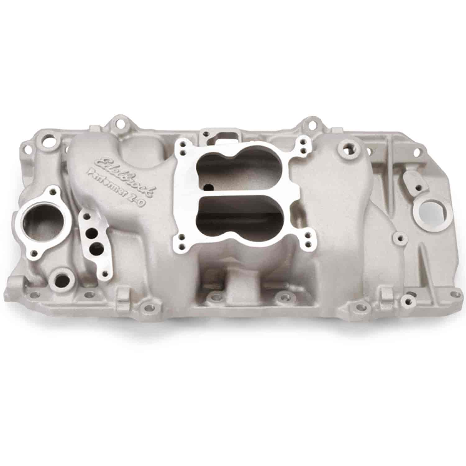 Edelbrock 3761 - Edelbrock Performer Intake Manifolds for Chevy