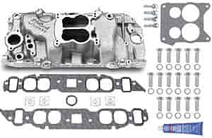 Edelbrock 3761K - Edelbrock Performer Intake Manifolds for Chevy