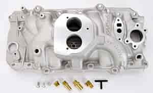 Edelbrock 3764 - Edelbrock Performer Manifolds and Kits for Chevrolet TBI