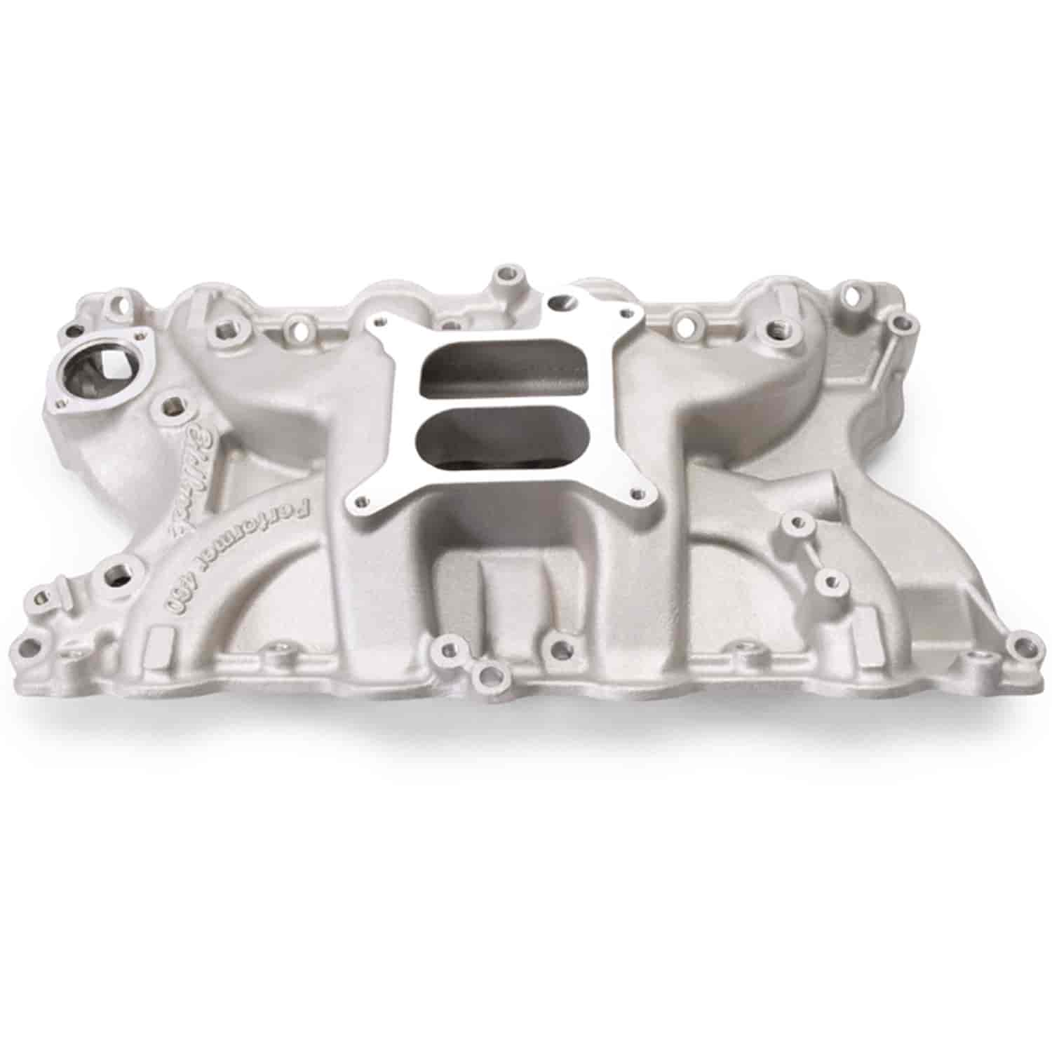 Edelbrock 3766 - Edelbrock Performer Manifolds for Ford