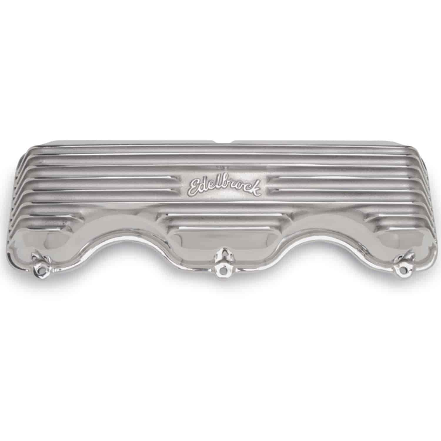 Edelbrock 4140 - Edelbrock Classic Series Valve Covers & Air Cleaners