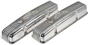 Edelbrock 4143 - Edelbrock Classic Series Valve Covers & Air Cleaners