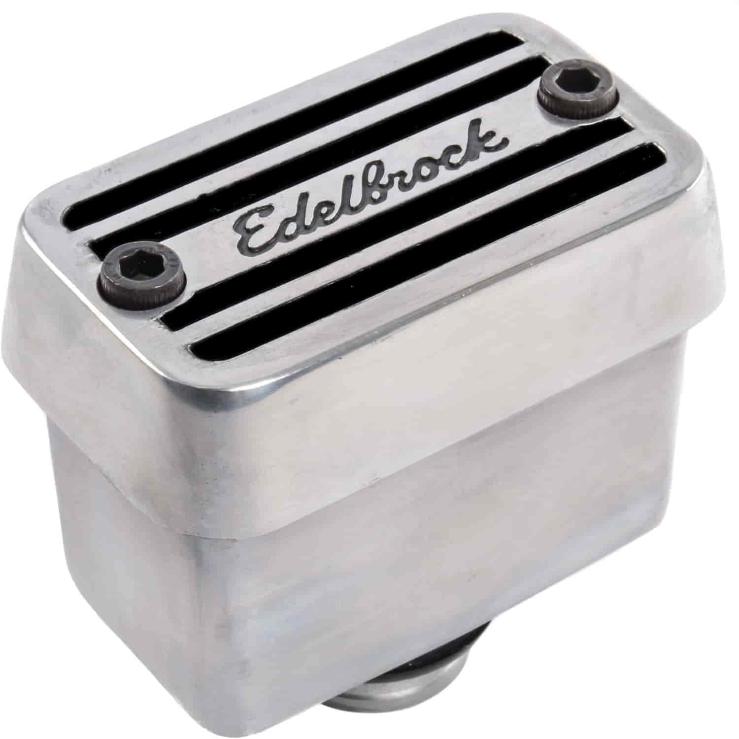Edelbrock 4204 - Edelbrock Breathers and Accessories