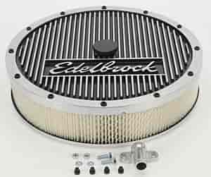 Edelbrock 4207 - Edelbrock Elite Series Air Cleaners And Air Filters