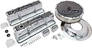 Edelbrock 4207K - JEGS/ARP/Edelbrock Elite Series Dress-Up Kit