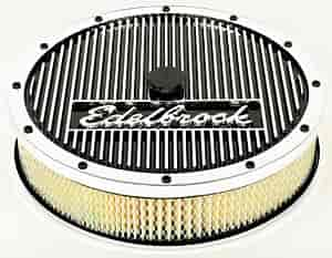 Edelbrock 42214 - Edelbrock Elite Series Air Cleaners & Air Filters