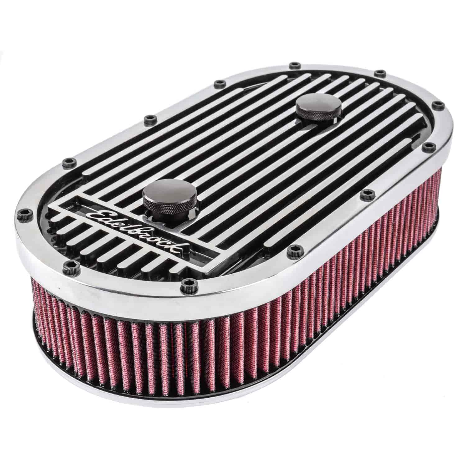 Edelbrock 4235 - Edelbrock Elite Series Air Cleaners And Air Filters