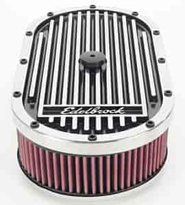 Edelbrock 4236 - Edelbrock Elite Series Air Cleaners & Air Filters