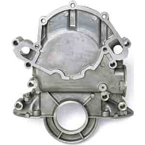 Edelbrock 4250 - Edelbrock Aluminum Timing Covers