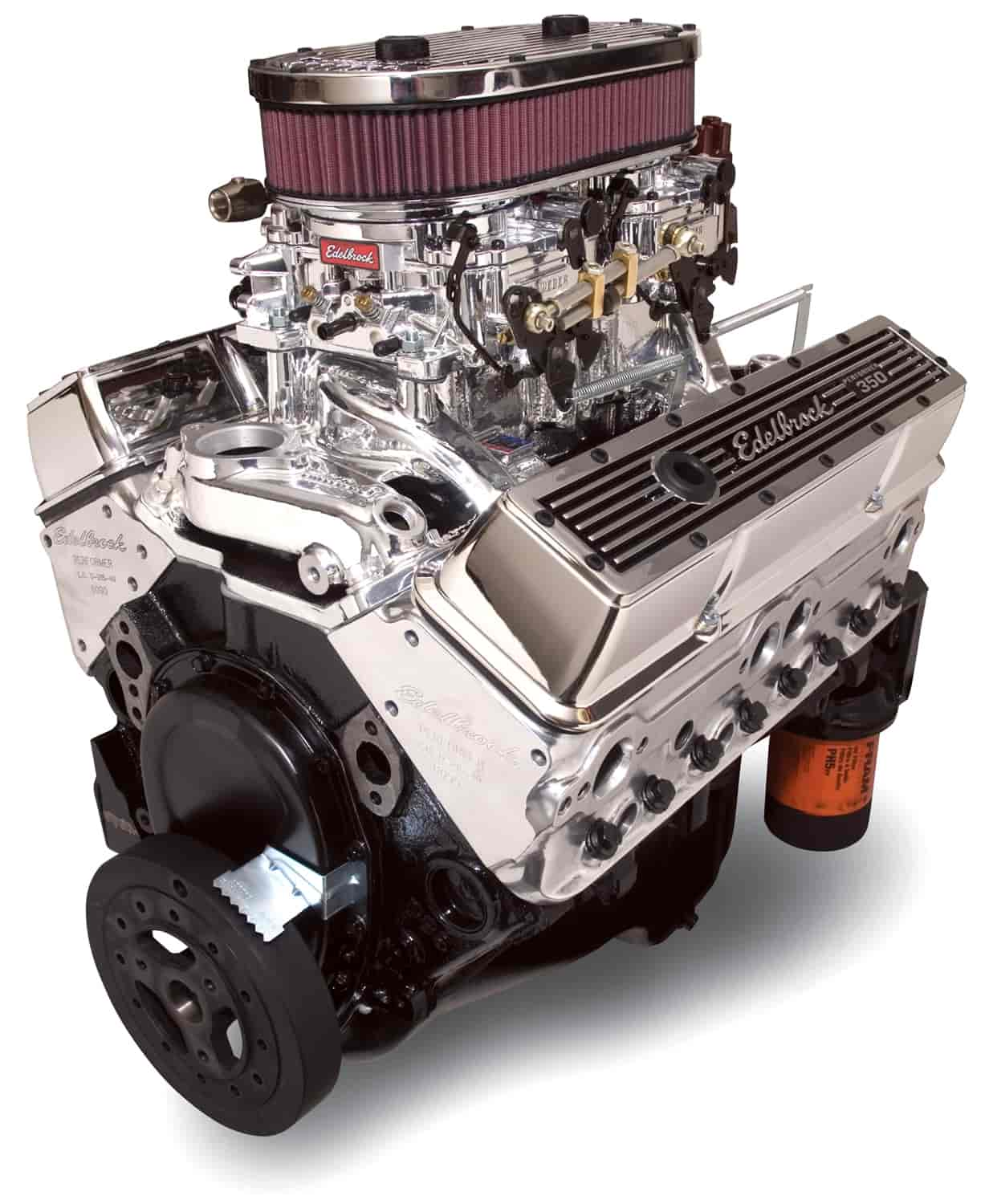 Edelbrock 45014 - Edelbrock Performer 350ci /315HP Engines