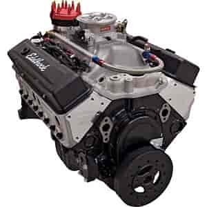 Edelbrock 45090 - Edelbrock E-Street Fuel Injection Crate Engine