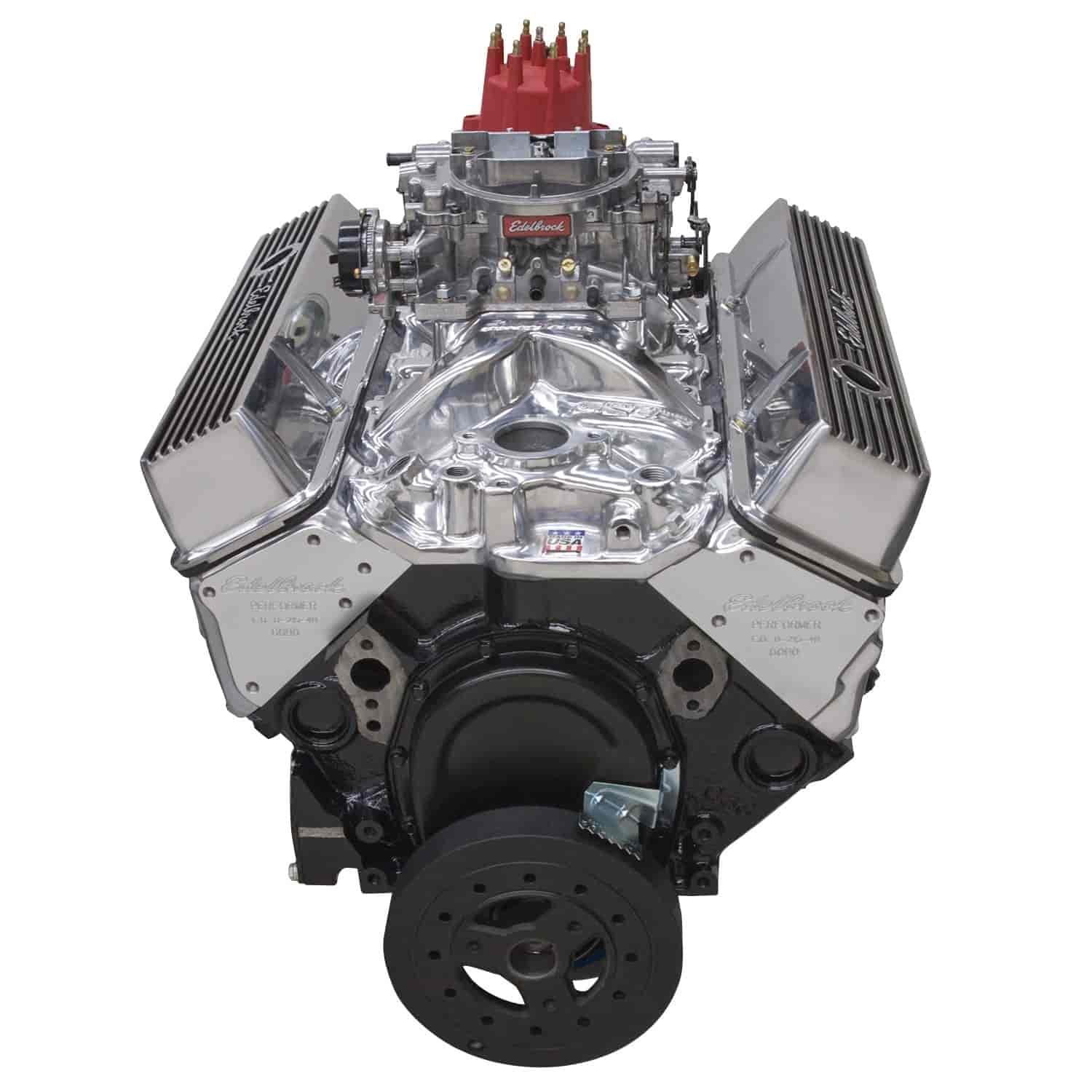 Edelbrock 45401 - Edelbrock Performer 350ci /320HP Engines