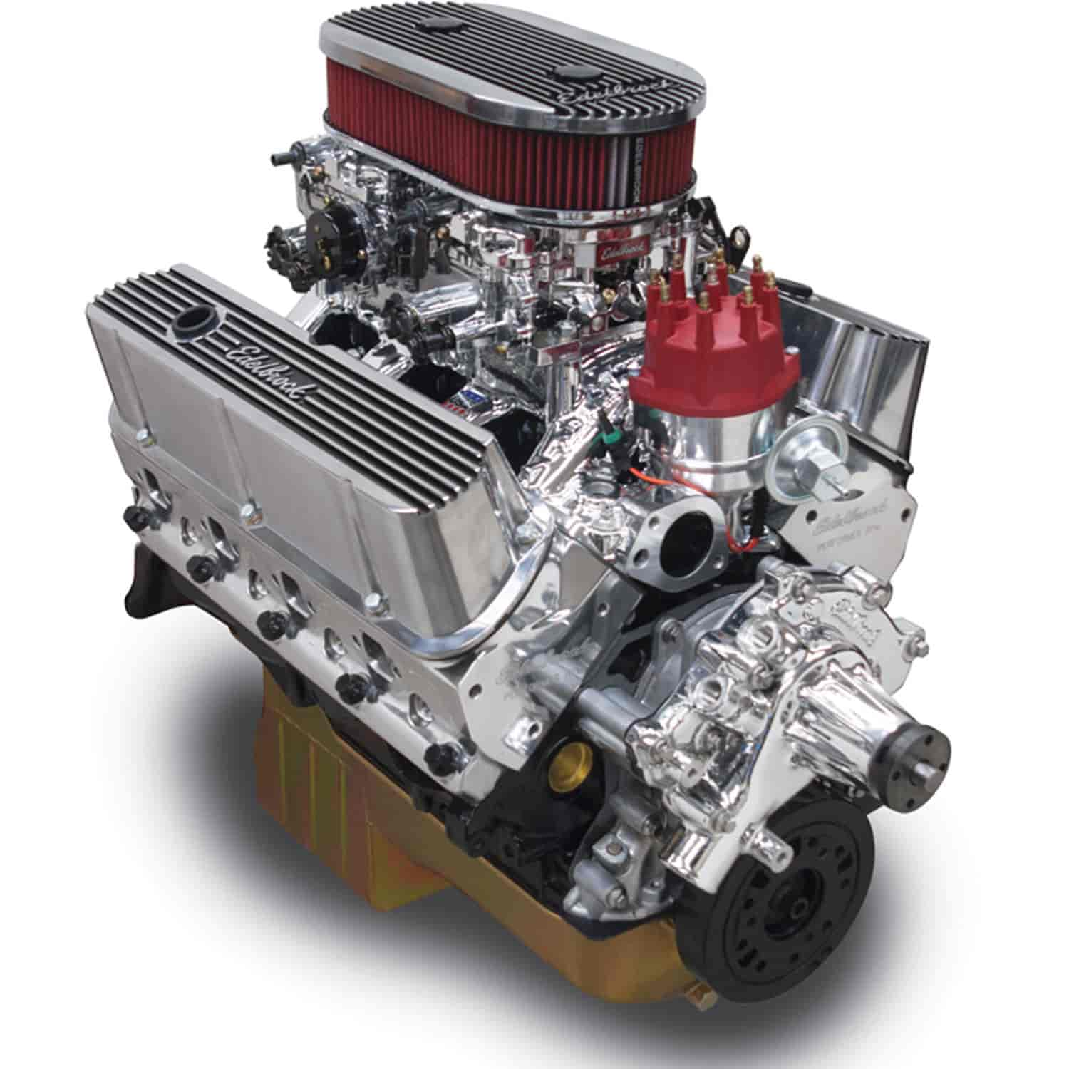 on Ford Small Block 427 Crate Engine