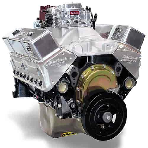 Edelbrock 45600 GM 350ci / 410hp Engine Performer RPM