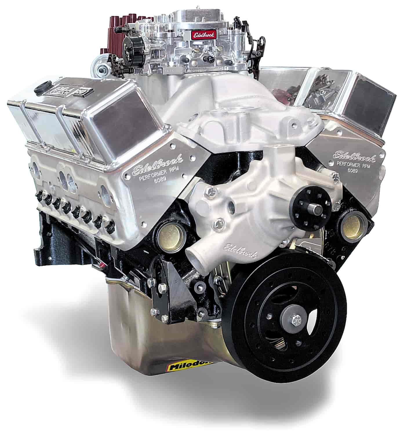 Edelbrock 45701 - Edelbrock Performer RPM 350ci /410HP Engines