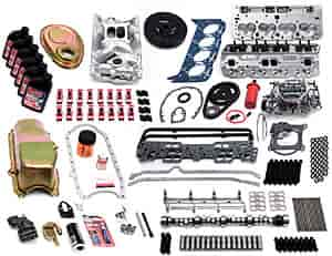 Edelbrock 45909 do it yourself crate engine kit performer rpm e tec edelbrock 45909 solutioingenieria Choice Image
