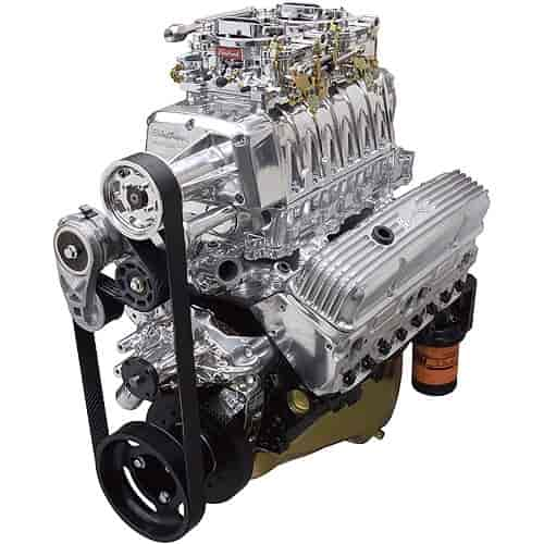 Edelbrock 46041: E-Force RPM Supercharged SBC 350 Polished